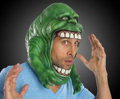 Heute etwas für Ghostbusters Fans! Hier das perfekte Kostüm für Freunde der Geisterjäger und im Gegensatz zu anderen Masken, lässt diese das Gesicht frei, so können kann man sich mit allerlei Essbarem und Süssigkeiten vollstopfen, genau so wie es auch Slimer machen würde! Zu haben für $25.90 bei Amazon US&A