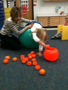 Fun in ECSE: Fine Motor Activities.  Pinned by @Pediplay