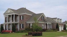 Eplans NeoClassical House Plan - The Brewton House - 4465 Square Feet and 5 Bedrooms from Eplans - House Plan Code HWEPL08522