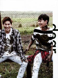 Chanyeol, Suho, Chen 2/2 | EXO Dear Happiness photobook 2016 ♥