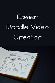 Easier Doodle Video Creator That Makes Eye-Catching Spectacular Doodle Sketch Videos That Attract Attention & Convert Visitors Into Buyers in 3 Simple Steps! Simple Doodles, Doodle Sketch, The Creator, Software, Playing Cards, Cards Against Humanity, Eye, Videos, Blog