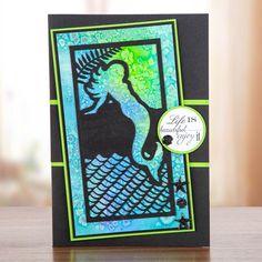 the Sea Siren- card