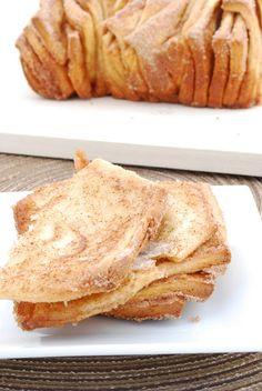 Cinnamon ; Sugar Pull-Apart Bread