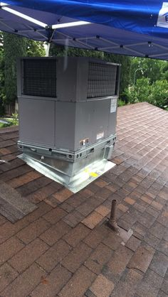 Best New A C Unit And Roof Tie In With 30 Year Composition 400 x 300