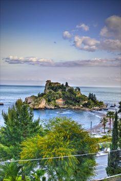 Isola Bella Catania ! Province of Catania Sicily region Italy