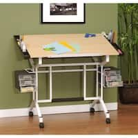 online shopping for Pro Drafting Table Studio Designs from top store. See new offer for Pro Drafting Table Studio Designs Vintage Drafting Table, Wood Drafting Table, Drafting Desk, Laminate Table Top, Wood Laminate, Work Cubicle, Craft Station, Adjustable Table, Work Surface