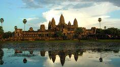 Angkor Wat Temple - Angkor Wat, Cambodia