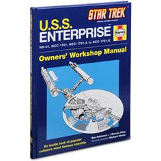 For those days when Scotty's not around and you want to change the dilithium yourself...