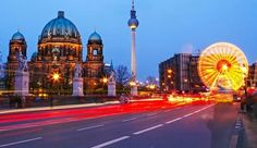 Berlin - perhaps the coolest city I've visited