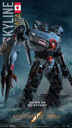 PACIFIC RIM JAEGER: SKYLINE 4 by minose400.deviantart.com on @DeviantArt