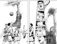 Slam Dunk Final Slam Dunk Photo: This Photo was uploaded by Nakyami. Find other Slam Dunk Final Slam Dunk pictures and photos or upload your own with Ph. Comic Manga, Anime Comics, Manga Anime, Anime Art, Kuroko, Slam Dunk Manga, Inoue Takehiko, Comedy Anime, 90s Cartoons
