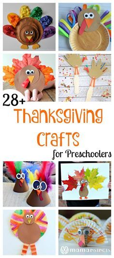 Unique Best Thanksgiving Crafts Ever
