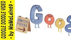 eduskuntavaalit 2015 - riksdagsvalet 2015 Google Doodle #mamalein69