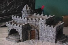 Zen Seeker's Mini Castle Page