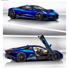 Jaguar Innovation: The C-X75 Concept