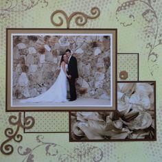 The Newlyweds - RHP - Scrapbook.com