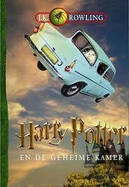 Harry Potter en de geheime kamer-JK Rowling Opnieuw super spannend! Misschien wel spannender dan het eerste boek!