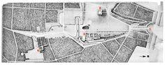 Woodland Cemetery plan