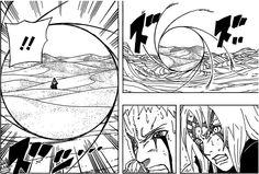 Obito and Sakura save Sasuke