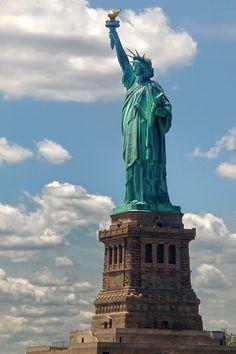 Statue of Liberty, New York,USA > By Alika