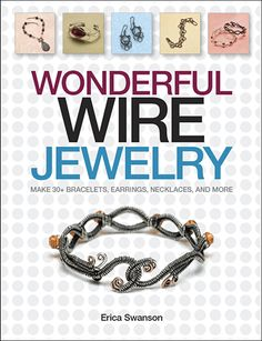 The world of wire in one project book! $21.99