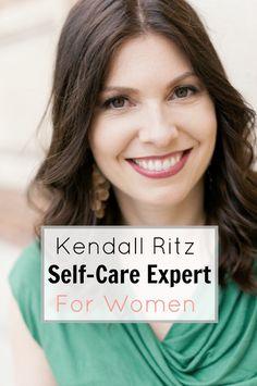 Kendall Ritz - Self-Care Expert For Women