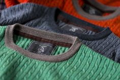 Sweater Details / AW13