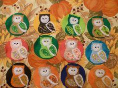 JaLaRu: Owls For Laylas Class