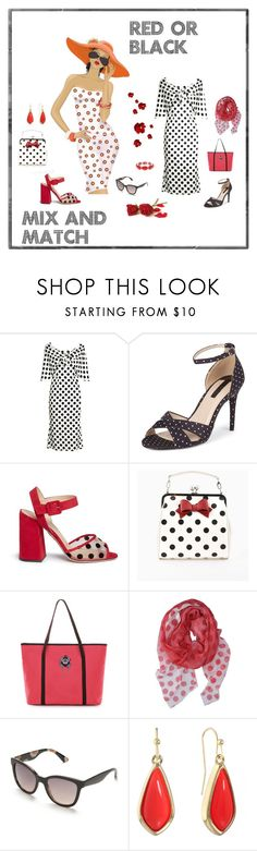 """""""Untitled #3209"""" by elaine136 ❤ liked on Polyvore featuring Dolce&Gabbana, Dorothy Perkins, Charlotte Olympia, Lola Ramona, Altea, Red Camel and Liz Claiborne"""