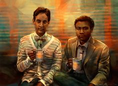 Alice X. Zhang - In the Morning [Abed Nadir (Danny Pudi) & Troy Barnes (Donald Glover), Community]