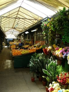Bolhão Market, Porto ,Portugal