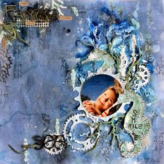 Scrapbook Dreams - FantaSea