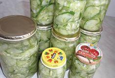 Fresh Rolls, Pickles, Cucumber, Ethnic Recipes, Food, Pickle, Cauliflower, Meals, Zucchini