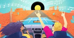 Best driving songs ever: a road trip playlist - thrillist Road Trip Songs, Road Trip Music, Road Trip Playlist, Road Trips, Best Driving Songs, Photos Black And White, Teenager Posts Crushes, On The Road Again, Friend Pictures