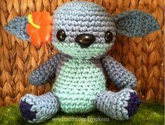 Stitch Crochet Amigurumi