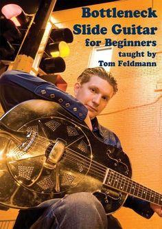 Bottleneck Slide Guitar For Beginners DVD