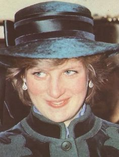 Diana & Charles - Leeds, England, 29 March 1982
