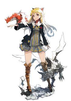 Alchemaniac Dragon Meister