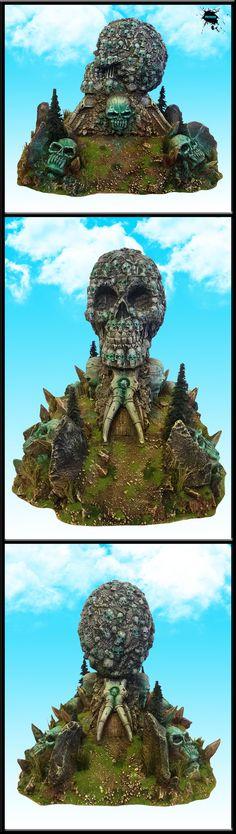 Skull Shrine