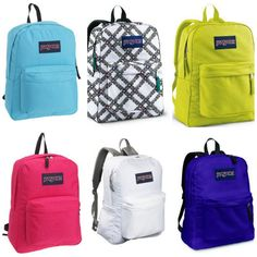 Amazon JanSport Backpacks 43 percent OFF- Must Have with Lifetime Guarantee backpacks! #BacktoSchool #JanSport