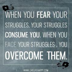 True or true?!  #LifeMakeover #Overcome  http://makeovercoaching.com/