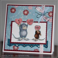 Mice with Candy