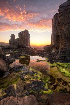 Bombo Quarry -  Kiama - NSW - Australia