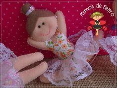 Mimos de Feltro by Angela Mary
