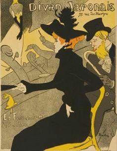 Image result for Art Nouveau ad poster
