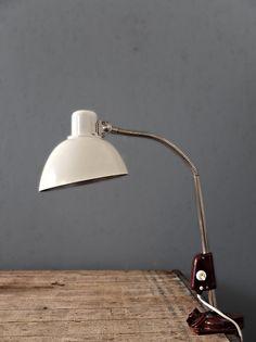 vintage desk lamp - original vintage lighting by works berlin von worksberlin auf Etsy