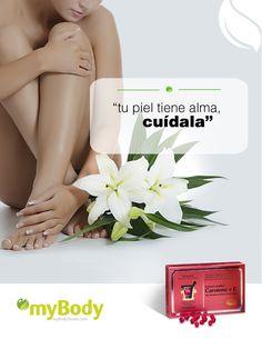 Una piel bonita, es una piel sana. Alimenta la tuya con nuestras vitaminas: http://mybodystores.com/content/63-cuida-tu-piel?utm_source=Pinterest&utm_medium=social&utm_content=Post%20producto&utm_campaign=socialagosto