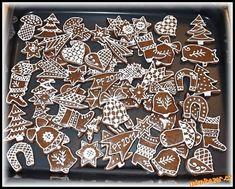 Gingerbread, Cards, Christmas Ideas, Cooking, Google, Crack Crackers, Baking Center, Ginger Beard, Kochen