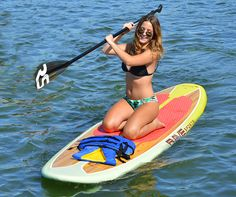 New Shoreline 2017 Wood Tone SUP for the Whole family. Stand Up Paddle Board. Cruiser Boards, Paddle Boarding, Stand Up, Rave, Coral, Things To Come, Sea, Outdoor Decor, Sports
