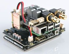 7 Undiscovered Add-On Boards For Your Raspberry Pi SupTronics Electronics Projects, Computer Projects, Electrical Projects, Projetos Raspberry Pi, Consoles Games, Raspberry Computer, Pi Computer, Computer Gadgets, Diy Tech Gadgets